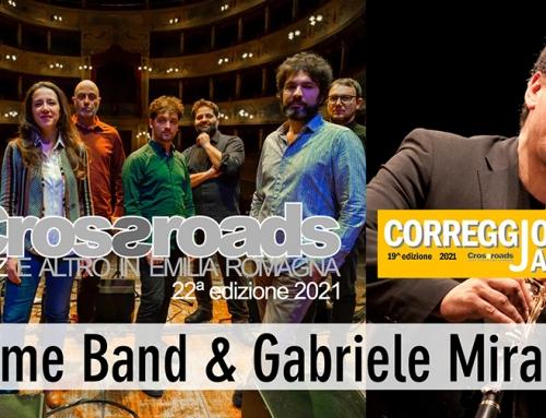 Crossroads 2021: concerto di lunedì 31 maggio