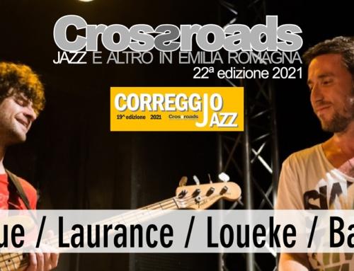 Sabato 12 giugno ritorna Crossroads a Correggio