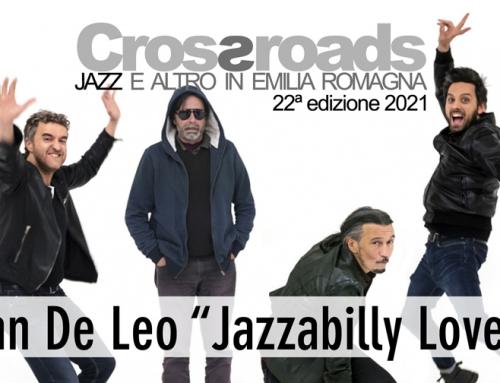 """17 giugno: John De Leo """"Jazzabilly Lovers"""" a Fusignano"""