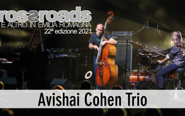 31 Avishai Trio (basso)