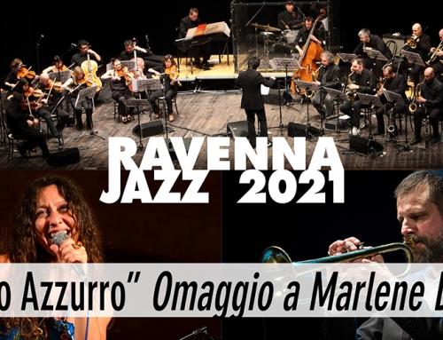 "Ravenna Jazz 2021: ""Angelo Azzurro"" giovedì 29 luglio"