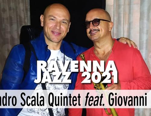 Ravenna Jazz 2021: Scala & Falzone giovedì 2 settembre