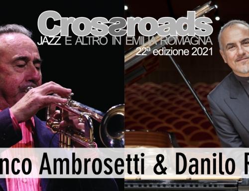 Mercoledì 29 settembre: Franco Ambrosetti & Danilo Rea a Russi