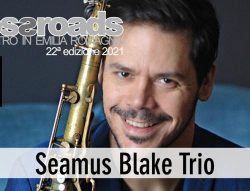 Sabato 2 ottobre: Seamus Blake Trio al Jazz Club Ferrara