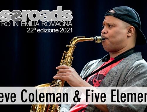 Sabato 9 ottobre: Steve Coleman & Five Elements a Imola