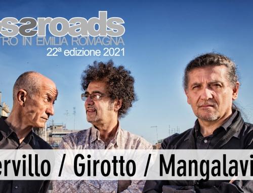 Venerdì 22 ottobre: Servillo, Girotto e Mangalvite al Teatro Socjale