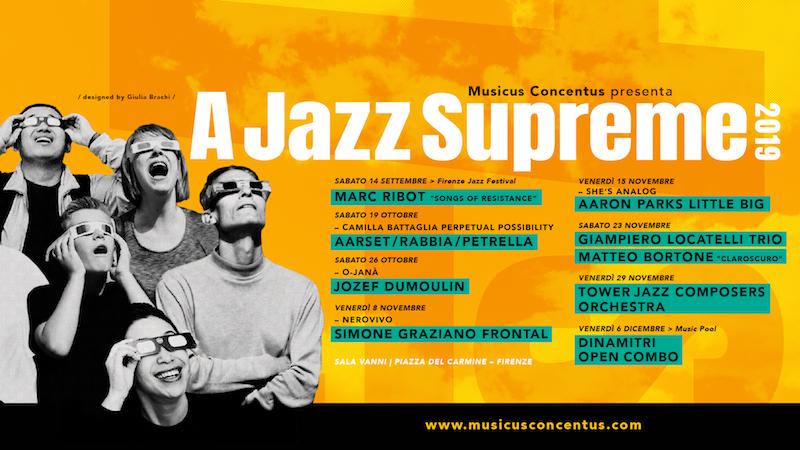 A Jazz Supreme 2019