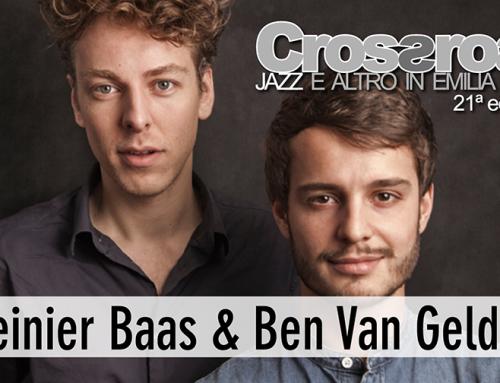 4 settembre: Reinier Bass & Ben Val Gelder a Bagnacavallo