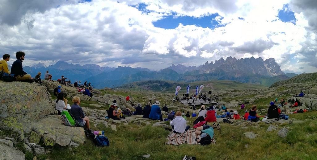 Col Margherita - Val di Fassa Panorama Music 2018 (di Marta Covi)  (2)