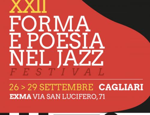 Forma e Poesia nel Jazz: Cagliari, 26 – 29 settembre