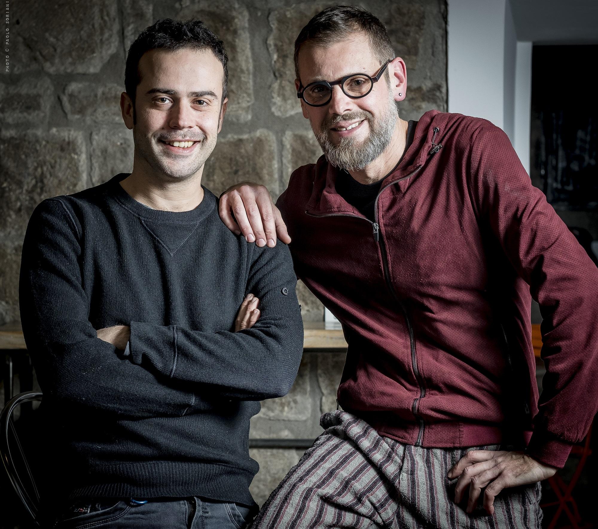 Fabrizio Bosso e Giovanni Guidi