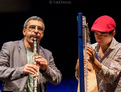 Edmar Castañeda & Gabriele Mirabassi a Castelfranco Emilia, domenica 17 marzo