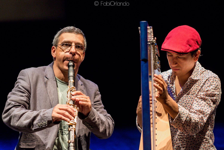 Gabriele Mirabassi + Edmar Castaneda (di Fabio Orlando)