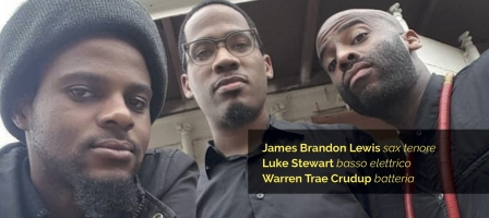 James Brandon Lewis Trio