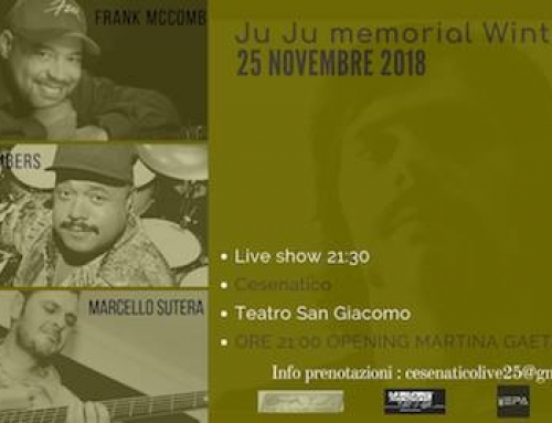 Ju Ju Memorial: Cesenatico FC, 25 novembre 2018