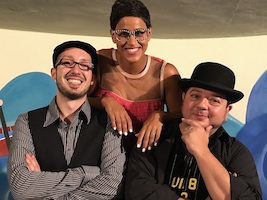 Karima Big Easy Trio