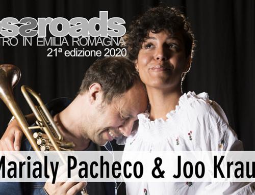 5 settembre: Marialy Pacheco & Joo Kraus a Modena