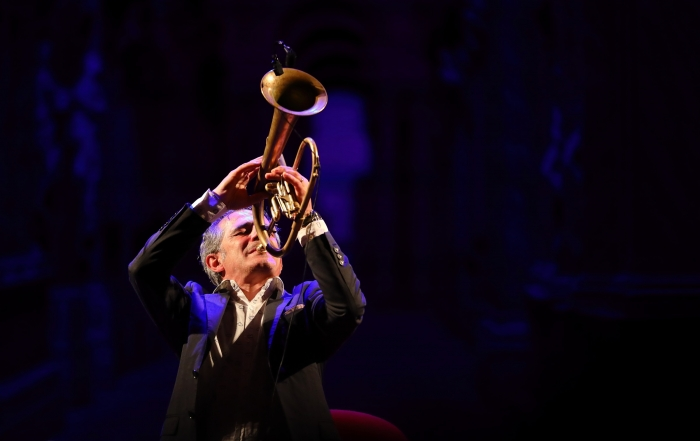 Paolo Fresu @ Teatro Olimpico - Vicenza Jazz 2019 (di Roberto De Biasio) (3)