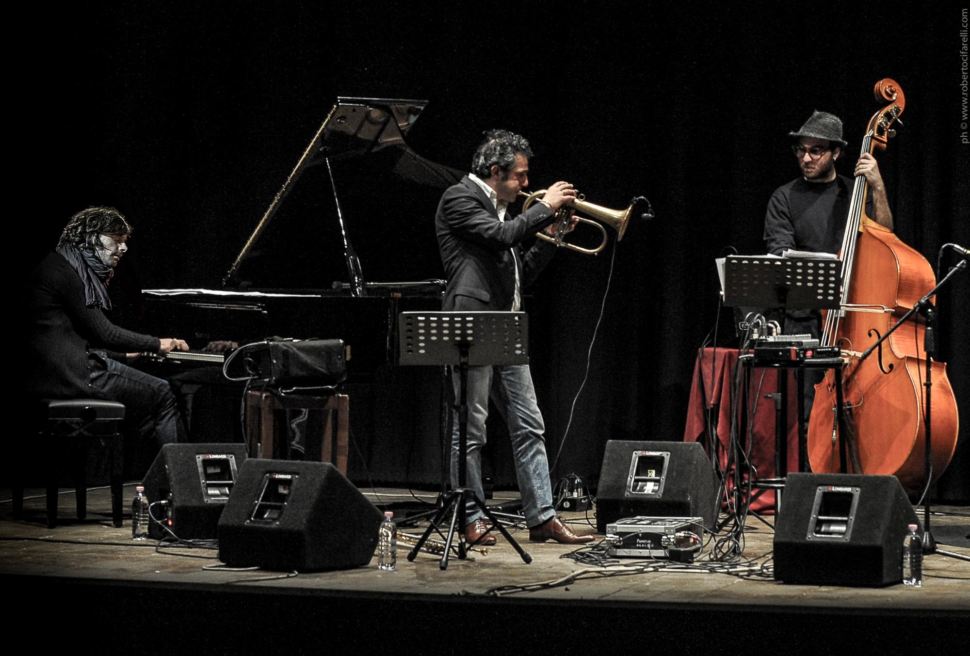 """""""Tempo di Chet"""" con Fresu, Rubino e Bardoscia, 15 maggio a Correggio"""