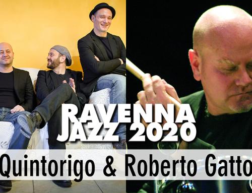 3 settembre: Quintorigo & Roberto Gatto a Ravenna Jazz
