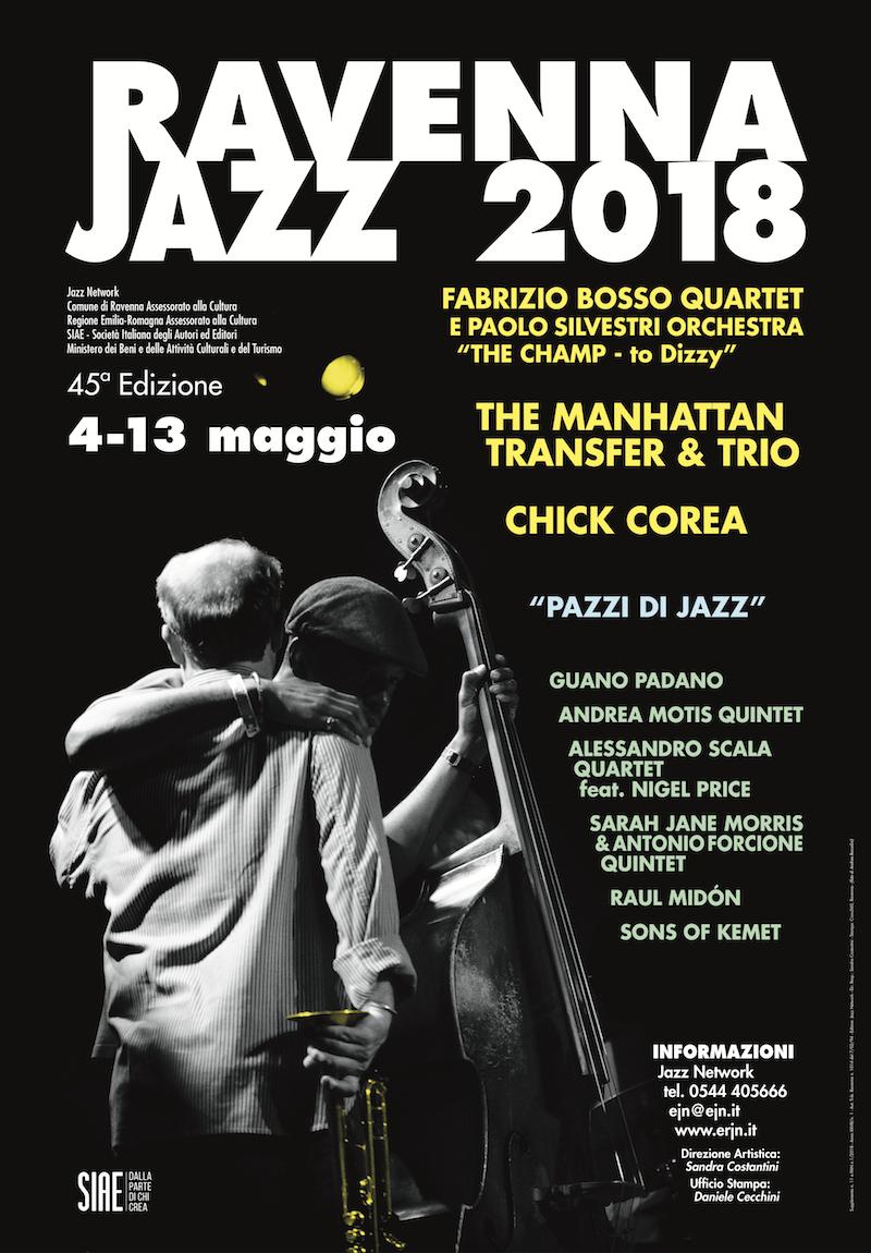 Ravenna Jazz manifesto 2018