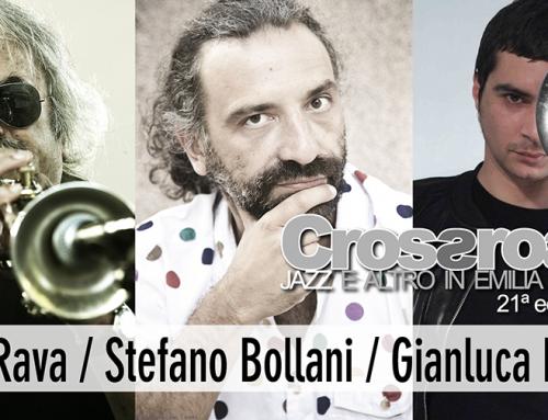 25 agosto: Rava, Bollani, Petrella a Rimini