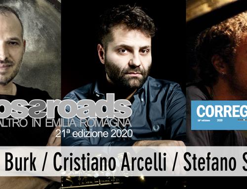 Sabato 15 agosto: Greg Burk, Cristiano Arcelli e Stefano Senni