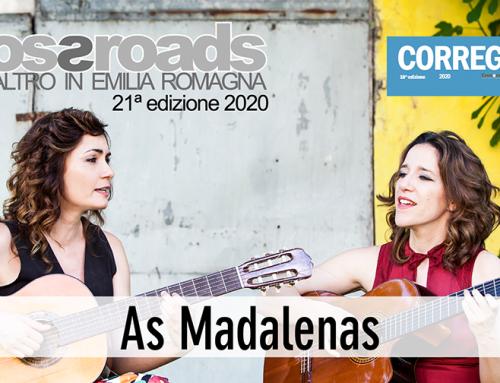 Sabato 22 agosto a Correggio: As Madalenas