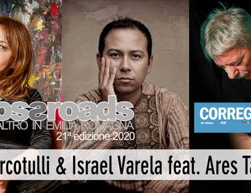 8 agosto a Correggio: Rita Marcotulli, Israel Varela e Ares Tavolazzi