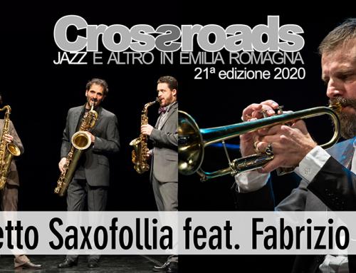 8 ottobre: Saxofollia feat. Fabrizio Bosso a Fusignano