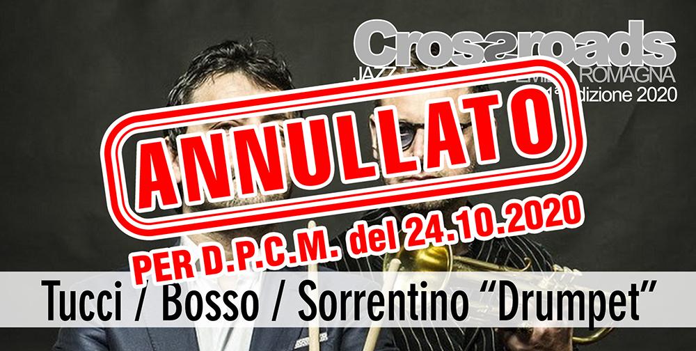 Tucci+Bosso ANNULLATO