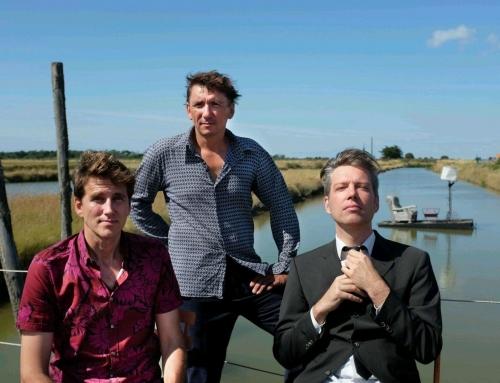 Vincent Courtois Trio il 18 maggio a Correggio Jazz