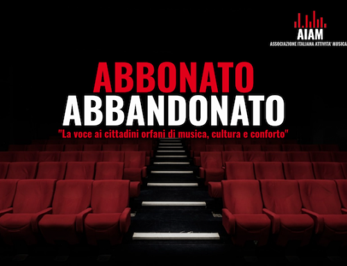 """E' iniziata la campagna """"Abbonato Abbandonato"""" promossa da A.I.A.M."""