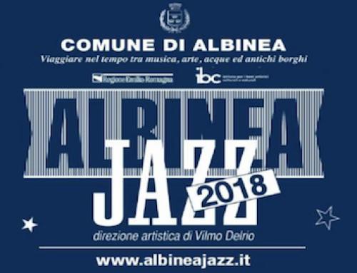 Albinea Jazz 2018: 15 – 18 luglio