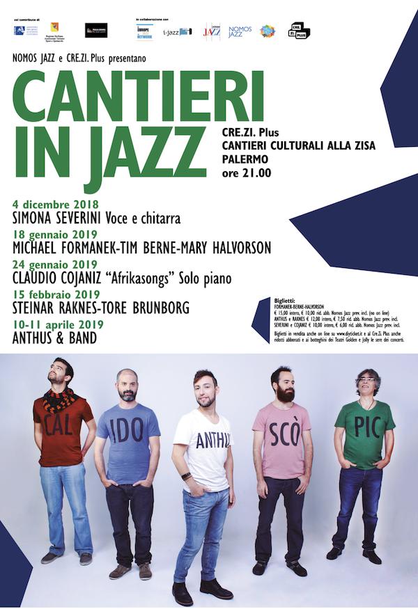 cantieri in jazz