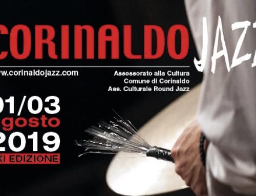 Corinaldo Jazz, 1 – 3 agosto 2019