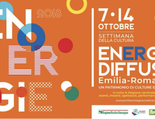 Energie Diffuse: Settimana della Cultura, 7 – 14 ottobre 2018