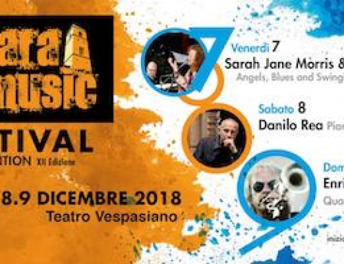 Fara Music Festival Winter Edition: 7-9 dicembre 2018