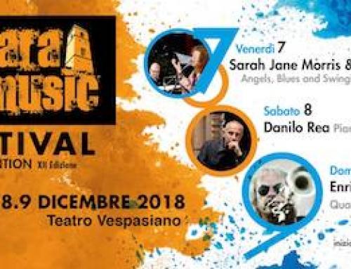 Fara Music Festival Winter Edition: 7-9 dicembre 2018