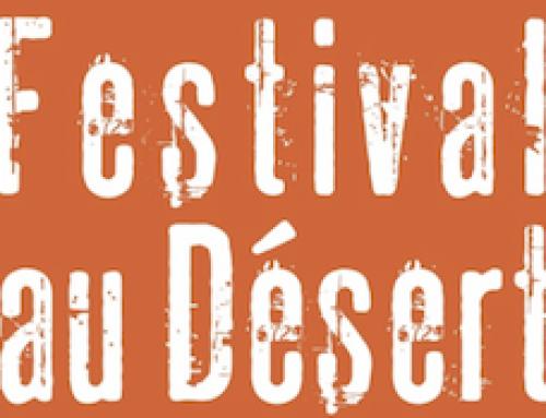 Festival au Désert a Firenze, 30 giugno – 3 luglio