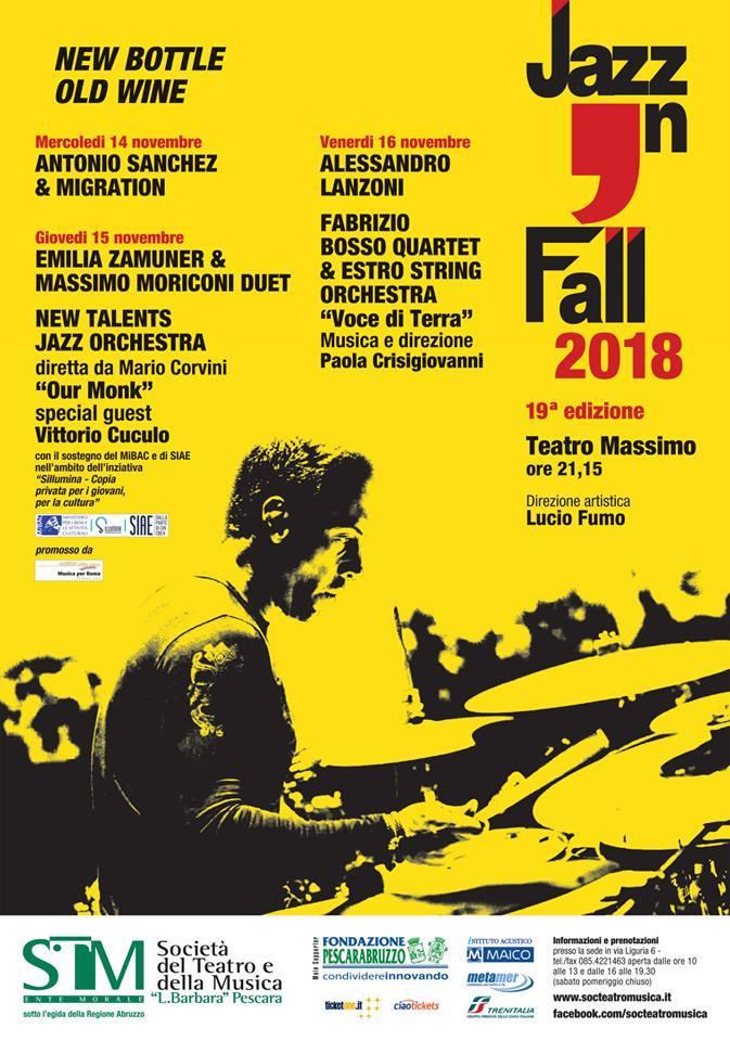 jazz 'n fall
