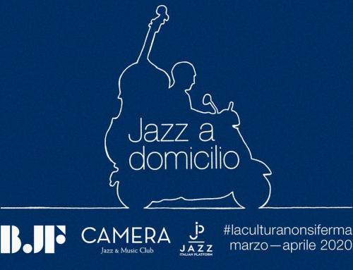 La maratona del jazz in diretta streaming fino al 5 aprile