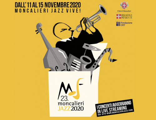 23. Moncalieri Jazz in streaming: 11 – 15 novembre
