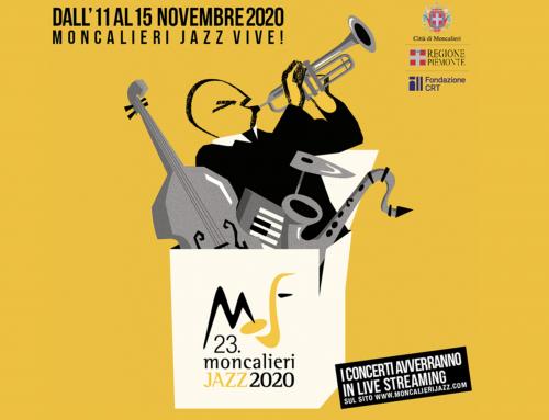 23. Moncalieri Jazz in streaming: 11 – 15 novembre