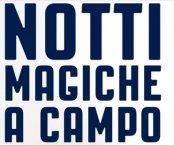 logo Notti Magiche a Campo