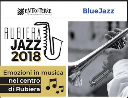 Rubiera Jazz 2018: 18  e 24 luglio