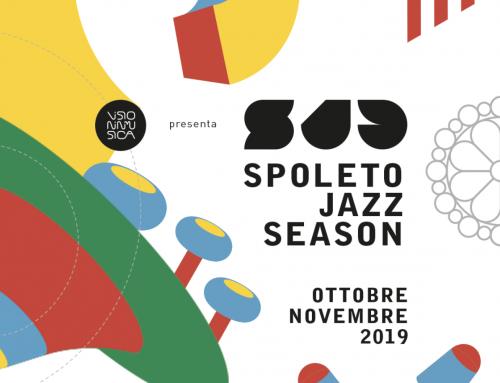 Spoleto Jazz Season 2019: 4 ottobre – 15 novembre