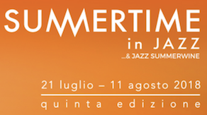 summertime in jazz logo