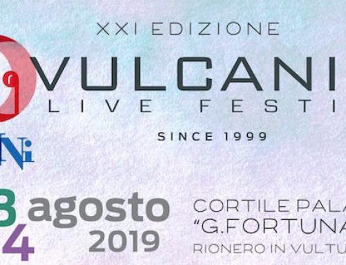 Vulcanica Live Festival, 23 e 24 agosto a Rionero in Vulture